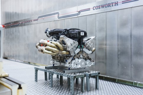 Video: 1,000-Horsepower, 11,000-RPM Production Engine Without Boost