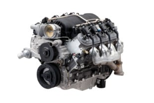 Chevrolet Performance Introduces LS427 Crate Engine