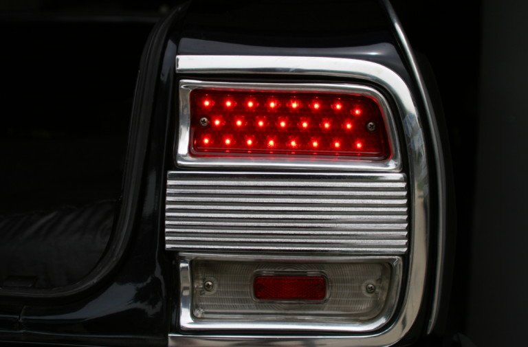 How To Be Seen With LED Tail Lights From United Pacific Industries