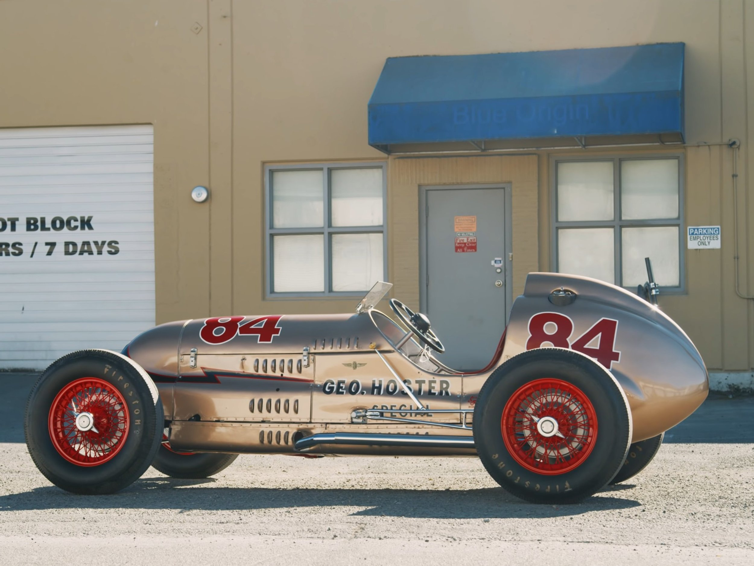 Driving A Vintage Race Car As A Visceral Haven Rod Authority