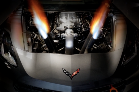 Video: The Evolution Of Mike Stout's Twin-Turbo C7 Corvette