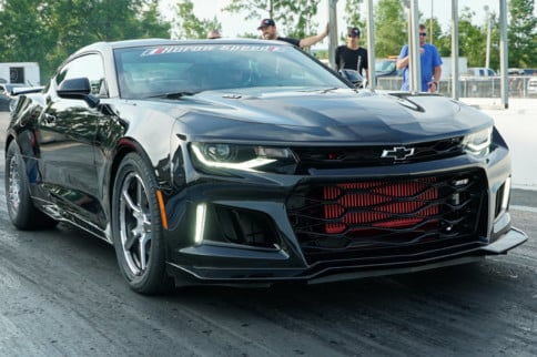 Vengeance Racing And Huron Speed Team Up For An Epic ZL1 Build