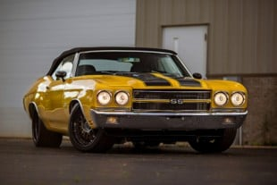 Is This '70 Chevelle The Perfect Hot Rod? Mike Williams Thinks It Is