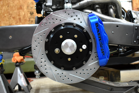 Project F Word '69 F-100 Gets an All-New Baer Brake System