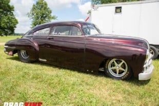 Sleek Sled: Randy Deluca's 9-Second 1950 Chevy Fleetline