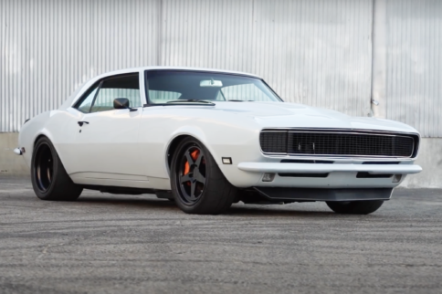 The Right Moves: LS3-Powered Pro-Touring 1968 Camaro