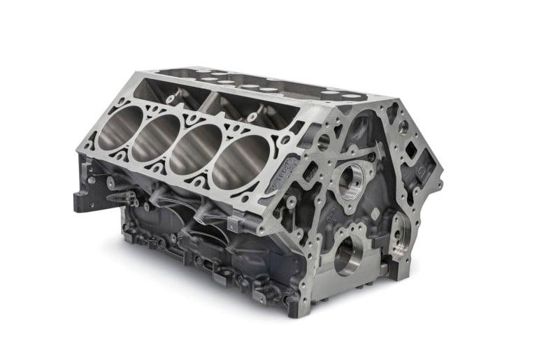 SEMA 2020: Chevrolet Performance Introduces L8T 6.6-Liter Block