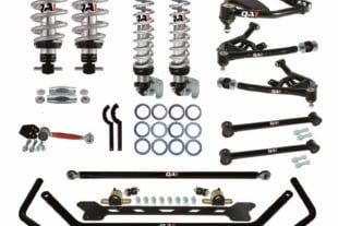 SEMA 2020: 65-70 GM B-Body Full Vehicle Suspension System