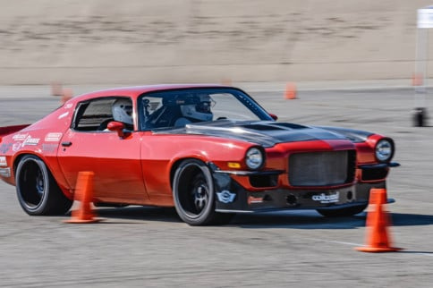 TCI's Pro-Touring 1972 Camaro Takes On The World