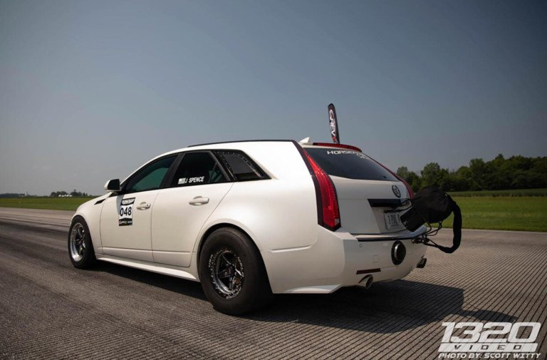 The World's First 200 MPH CTS-V Wagon