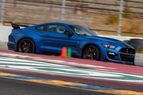 Don't Argue With Us – The Shelby GT500 Is A Super Muscle Car