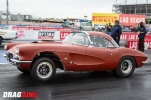 Timeless Treasure: Tom Bayer's Street Driven, 9-Second 1962 Corvette
