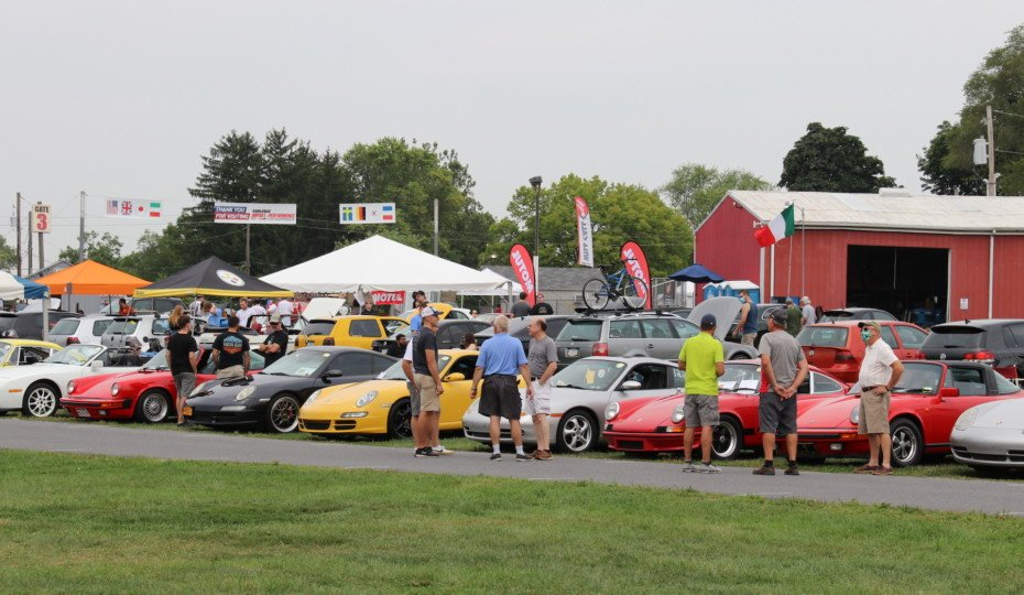 Automakers From Around The World Take Center Stage At Carlisle