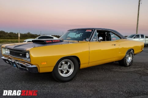 Killer Bee: Henry George Jr.'s 1969 Dodge Super Bee