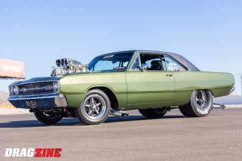 Homegrown Horsepower: Tracy Grooms Supercharged 1969 Dodge Dart