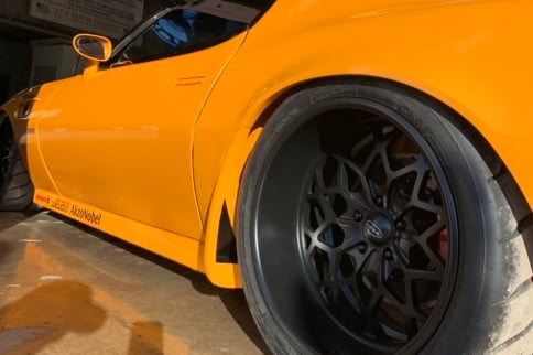 Miller & Son's Pro Touring Trans Am - Viral '81 Has Lasting Effects