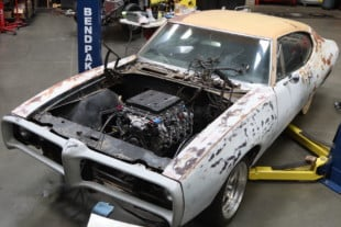 Project Payback: The Pleasure And Pain Of A GM Drivetrain Swap