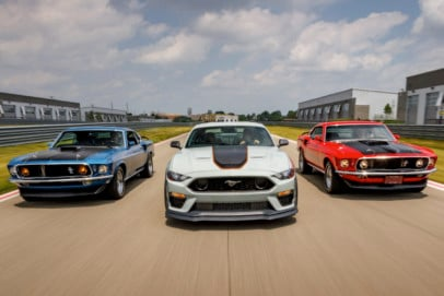 Looking Back: Fifty-Seven Years of Noteworthy Mustangs