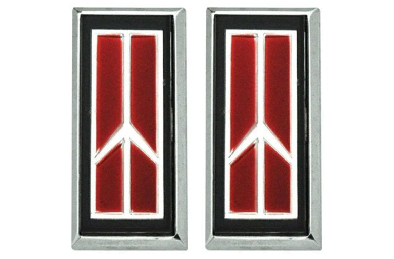 OPGI's '86-'88 Cutlass Tail Light Emblem. There's More To The Story!