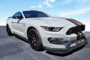 Jon Gruden's 2015 GT350R Mustang To Cross The Auction Block