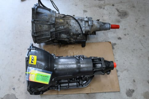 Modern Day Dilemma: Ditching A 4L60E For A Turbo 400