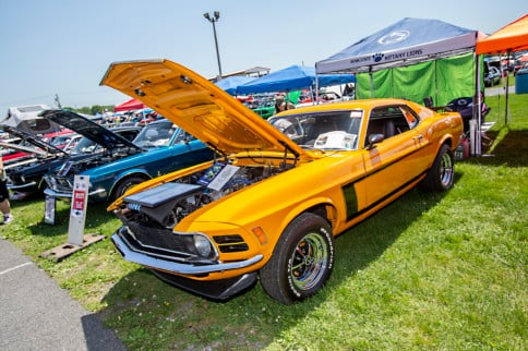 2021 Carlisle Ford Nationals Beats Attendance Record
