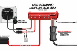 New Stand Alone Solid State Relay From MSD