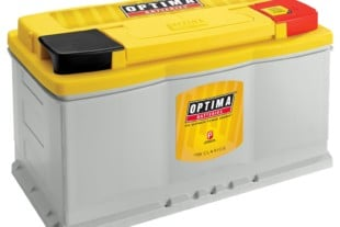 Optima YellowTop DH7 Gets Things Started With 880 Cold Cranking Amps