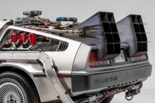 Rob's Movie Muscle: The DeLorean DMC-12 From Back to the Future