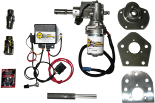 Add Electronic Power Steering To Your Classic