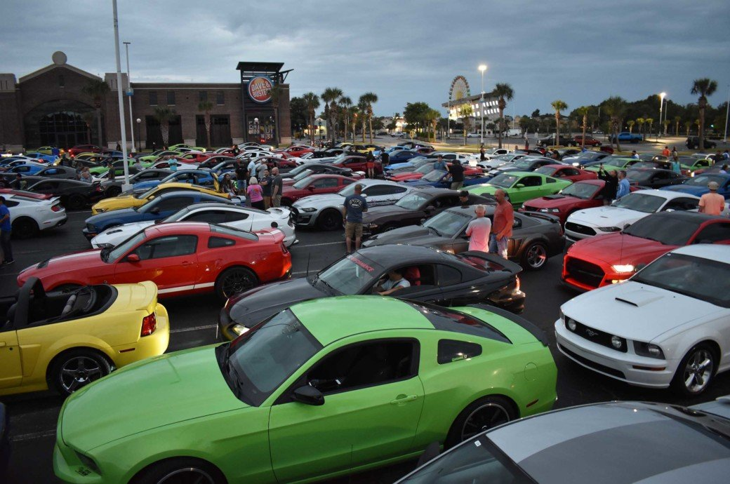 Mustang Week 2021: Celebrating 20 Years With The Best One Yet!