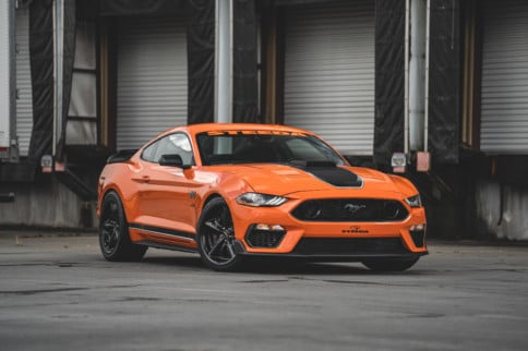 Steeda Turns The Latest Mustang Mach 1 Into A Worthy GT350 Rival