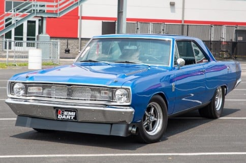 The Craigslist Classic: Dustin Smith's 1967 Dodge Dart is Done Right