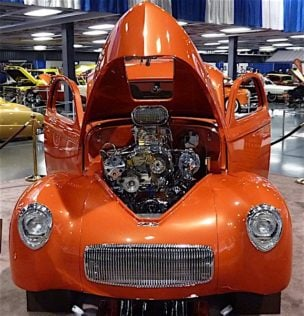 1941 Orange Willys (4)