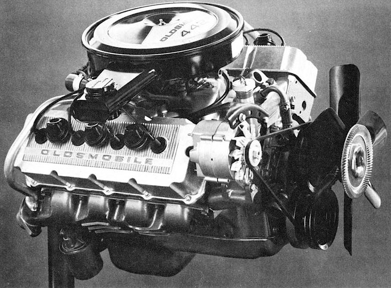 The W43: Oldsmobile's DOHC 455 V8 That Never Was - Street Muscle