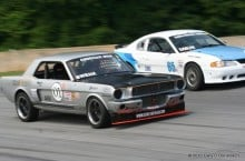 Video: Turn-Key Road Racer '66 Mustang Up For Grabs